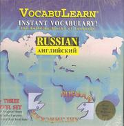 Cover of: Russian/English: Set (3-Level Set): VocabuLearn