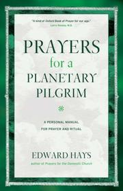 Cover of: Prayers for a Planetary Pilgrim