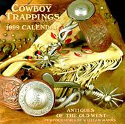 Cover of: Cowboy Trappings