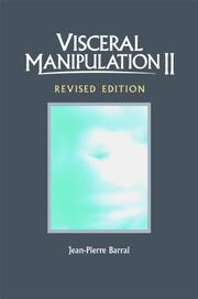Cover of: Visceral Manipulation II (Revised Edtion)