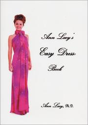 Cover of: Ann Lacy's Easy Dress Book