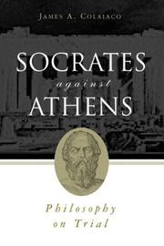 Cover of: Socrates Against Athens