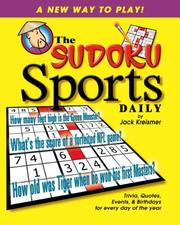 Cover of: The Sudoku Sports Daily