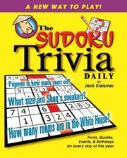 Cover of: The Sudoku Trivia Daily