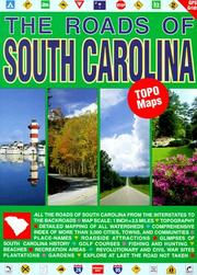 Cover of: The Roads of South Carolina