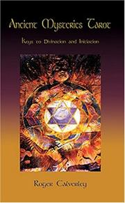 Cover of: Ancient Mysteries Tarot Book