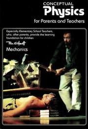 Cover of: Conceptual Physics for Parents & Teachers