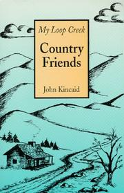 Cover of: My Loop Creek Country Friends