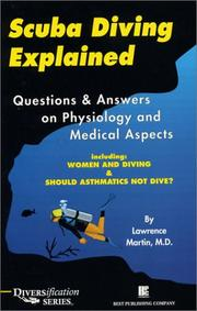 Cover of: Scuba Diving Explained
