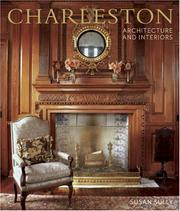 Cover of: Charleston Architecture and Interiors | Susan Sully