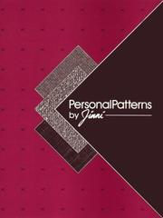 Cover of: Personal Patterns by Jinni | Virginia M. Nastiuk