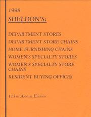 Cover of: Sheldon