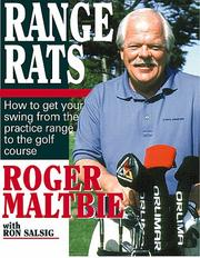 Cover of: Range Rats | Malthie