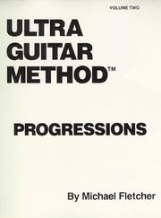 Cover of: Ultra Guitar Method: Progressions