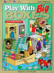 Cover of: Play with big boxes