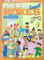 Cover of: Play with small boxes