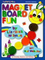 Cover of: Magnet Board Fun