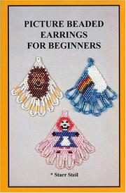 Picture Beaded Earrings for Beginners by Starr Steil
