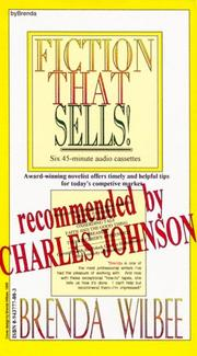 Cover of: Fiction That Sells