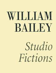 Cover of: William Bailey | Mark Strand