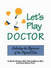 Cover of: Let's Play Doctor