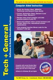 Cover of: Tech + General (Books & Software Package)
