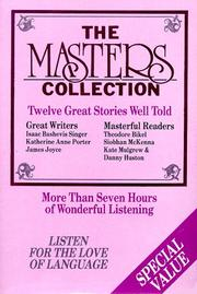 Cover of: The Masters' Collection: Twelve Great Stories Well Told