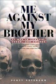 Cover of: Me Against My Brother | Scott Peterson