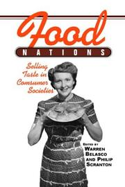 Cover of: Food Nations