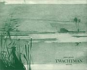 Cover of: John Henry Twachtman 1853-1902