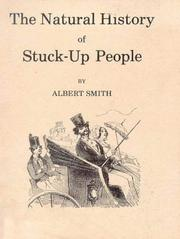 Cover of: The natural history of 'stuck-up' people