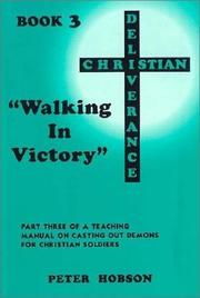 Cover of: Walking In Victory | Peter Hobson