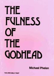 Cover of: The Fullness of the Godhead