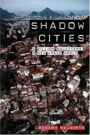 Cover of: Shadow Cities
