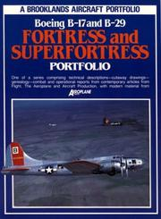 Cover of: Boeing B-17 & B-29 Fortress & Super Fortress (Aircraft Portfolio) | R.M. Clarke