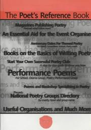 Cover of: The Poet's Reference Book
