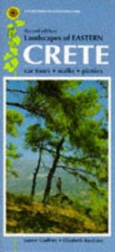Cover of: Landscapes of Eastern Crete (Sunflower Countryside Guides)