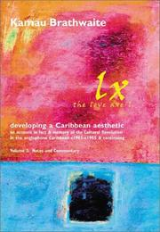 Cover of: LX the Love Axe/l: Developing a Caribbean Aesthetic