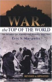 Cover of: War at the Top of the World | Eric Margolis