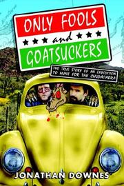 Cover of: Only Fools and Goatsuckers