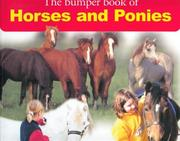 Cover of: The Bumper Book of Horses and Ponies