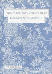 Cover of: Embroidered Machine Nets