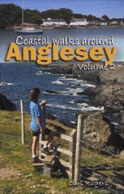 Cover of: Coastal Walks Around Anglesey