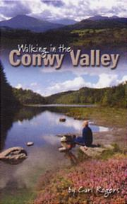 Cover of: Walking in the Conwy Valley