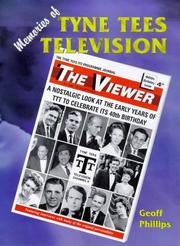 Cover of: Memories of Tyne Tees Television
