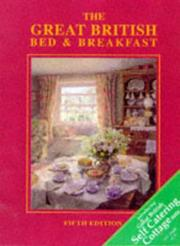 Cover of: The Great British Bed and Breakfast