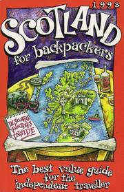 Cover of: Scotland for Backpackers