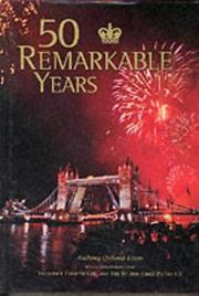 Cover of: 50 Remarkable Years