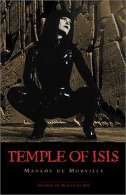 Cover of: Temple of Isis