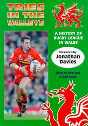 Cover of: Tries in the Valley's History of Rugby
